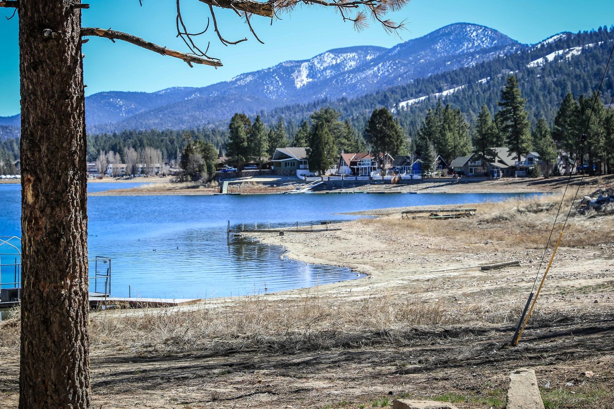 Big Bear cabin rentals at Shore Acres